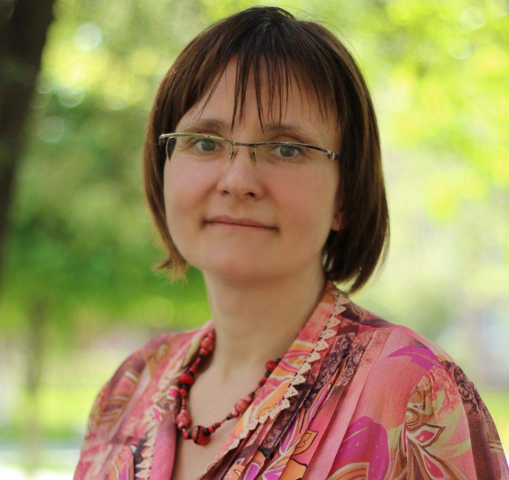 Людмила Григорівна Пономаренко